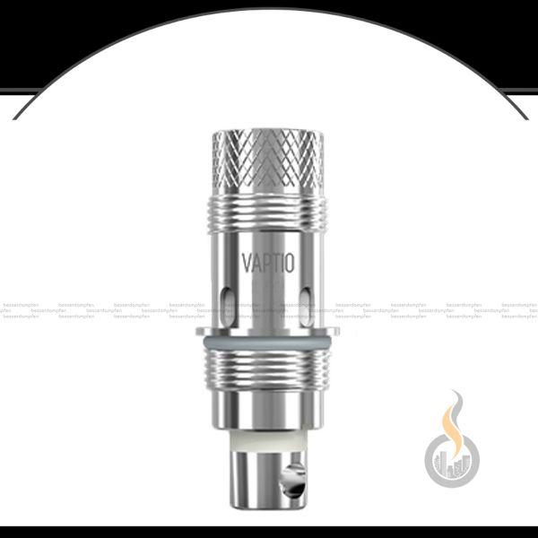 5x Vaptio Cosmo C3 Coil Verdampferkopf - 1.2 Ohm