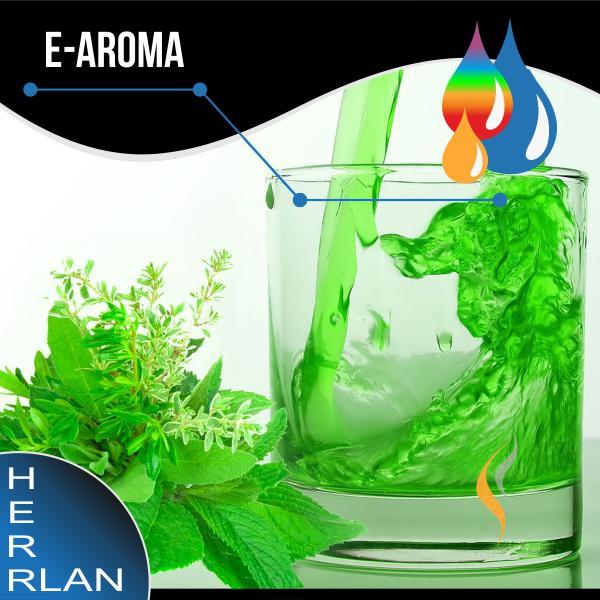 HERRLAN Waldmeister Aroma - 10ml