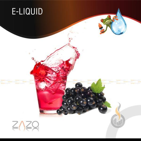 E-Liquid ZAZO Cassis - 10 ml