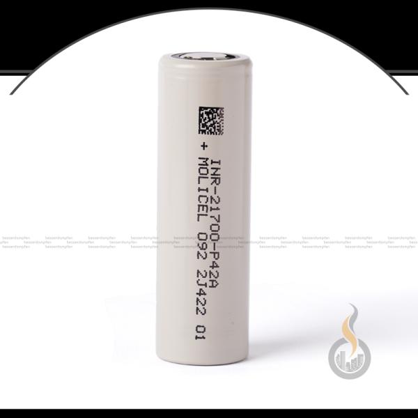 Molicel INR21700 P42A 4200mAh - 30A