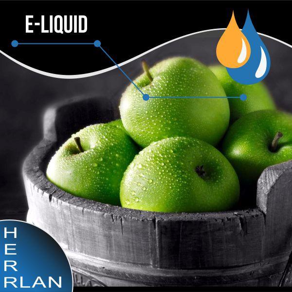 HERRLAN Apfel (sauer) Liquid