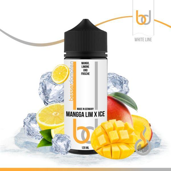 Mangga Lim X Ice Aroma
