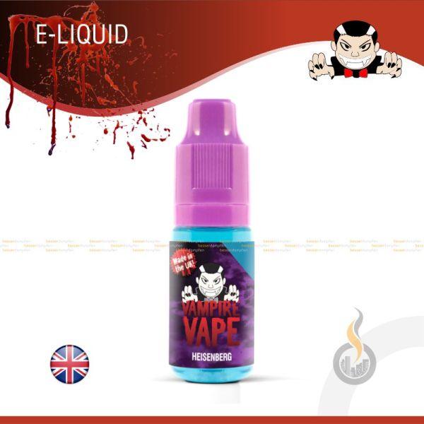 Heisenberg E-Liquid Vampire Vape