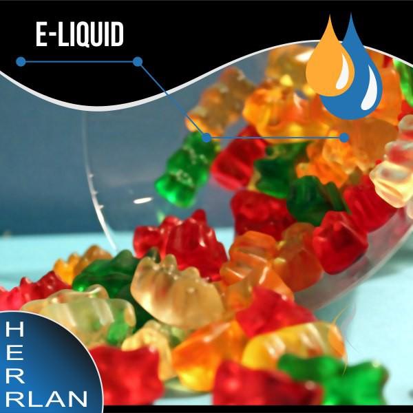 HERRLAN Gummibärchen Liquid