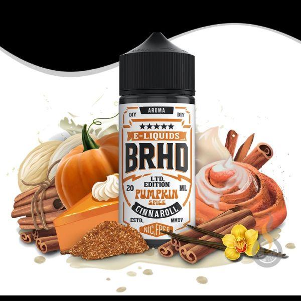BRHD Barehead Pumpkin Spice Cinnaroll Aroma - 20 ml