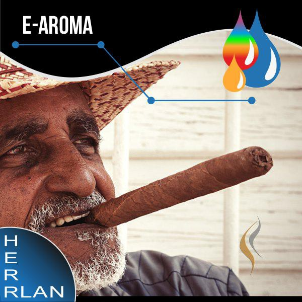 HERRLAN Habana Aroma - 10ml