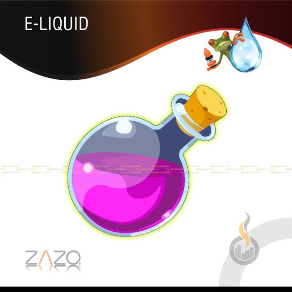 E-Liquid ZAZO Pink Poison - 10 ml