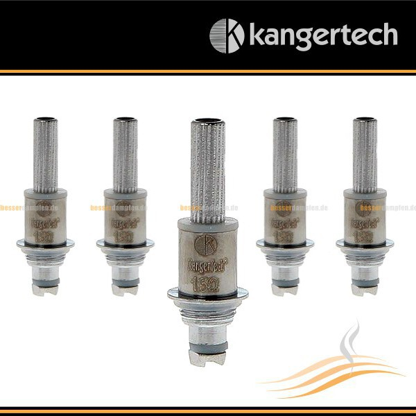 5x Kanger DualCoils V3 updated