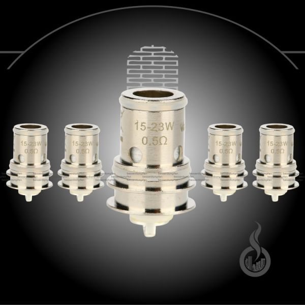 Mesh Coils 0.5 Ohm Vapefly Galaxies MTL