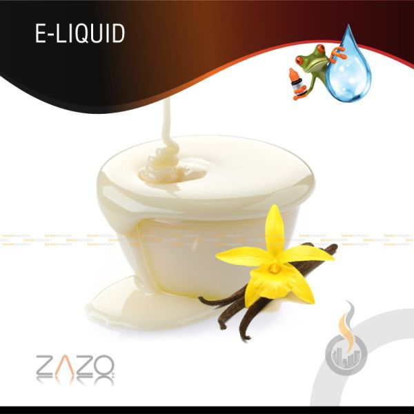 E-Liquid ZAZO Vanilla Custard - 10 ml
