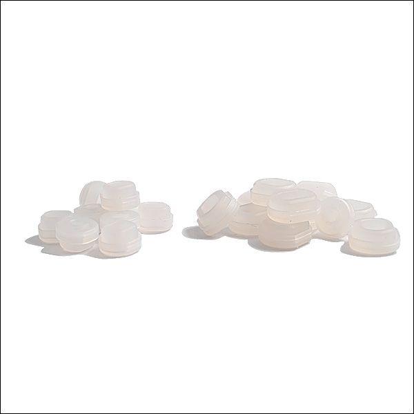 5 Gummideckel für eGo-T Tankdepot