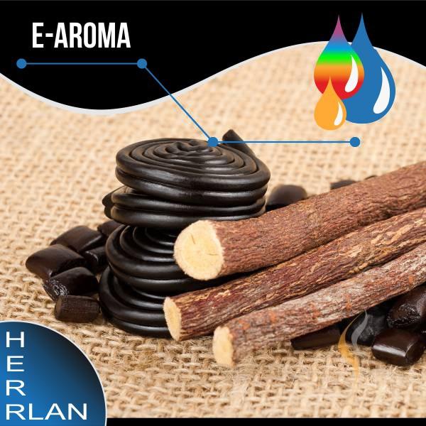 HERRLAN Lakritz Aroma - 10ml