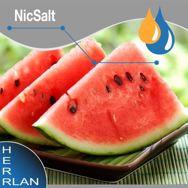 Herrlan NicSalt Liquid Wassermelone