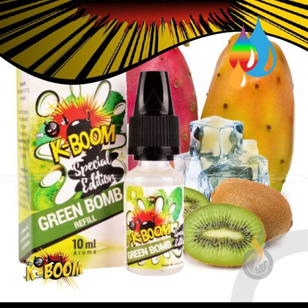 K-BOOM Green Bomb Aroma - 10 ml