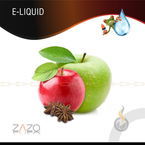E-Liquid ZAZO Double Apple - 10 ml