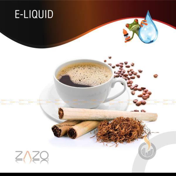 E-Liquid ZAZO Tobacoffee - 10 ml