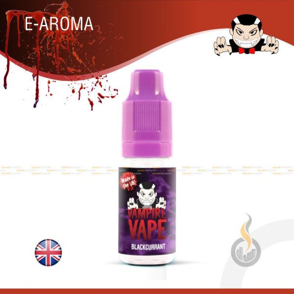 E-Aroma VAMPIRE VAPE Blackcurrant
