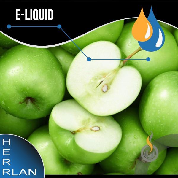 E-Liquid Unripe Apple Herrlan