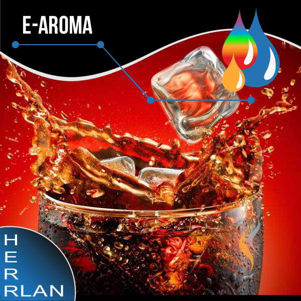 HERRLAN Cola Aroma - 10ml