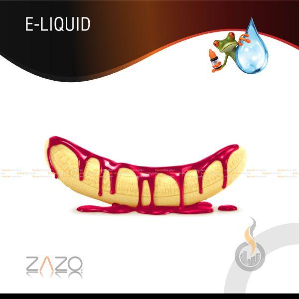 E-Liquid ZAZO Red Banana - 10 ml
