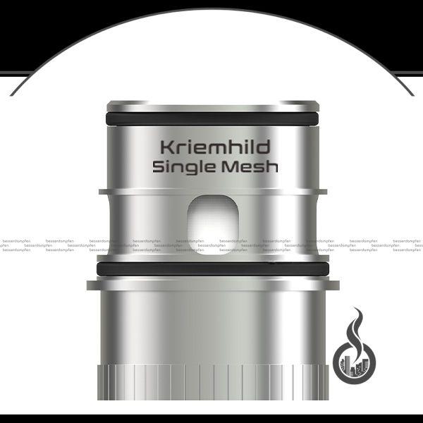 3x Vapefly Kriemhild Single Mesh Coils - 0.2 Ohm