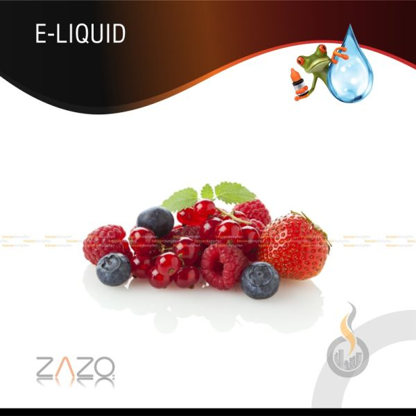 E-Liquid ZAZO Wild Fruits - 10 ml