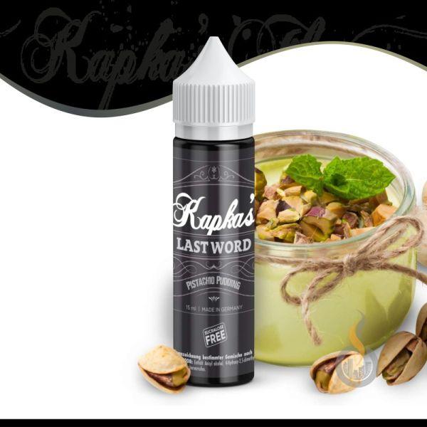 Last Word Kapkas Shake & Vape Aroma