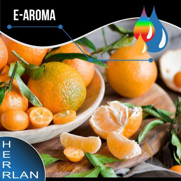 HERRLAN Mandarine Aroma - 10ml