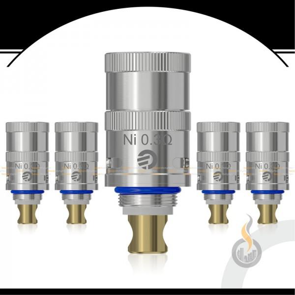 5x Joyetech Delta 2 LVC Ni - Ti Coils