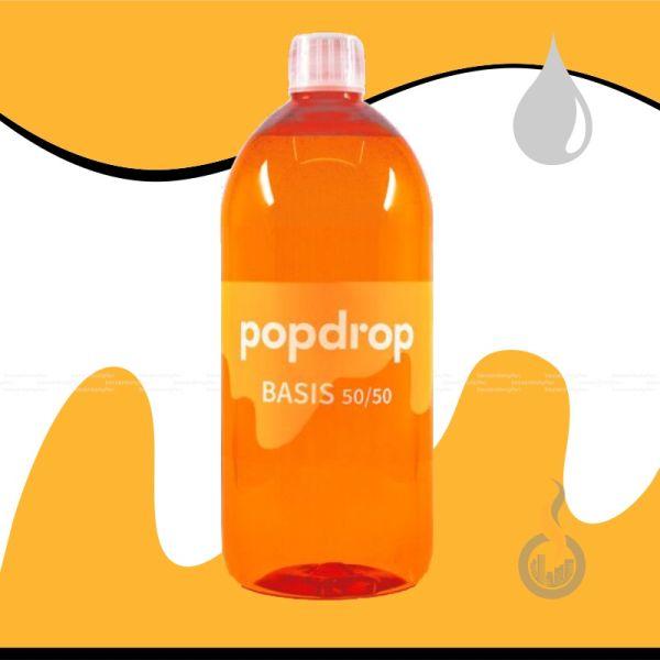 popdrop base 50/50 1 Liter