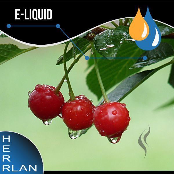 HERRLAN Wildkirsche Liquid