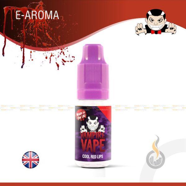 E-Aroma VAMPIRE VAPE Cool Red Lips