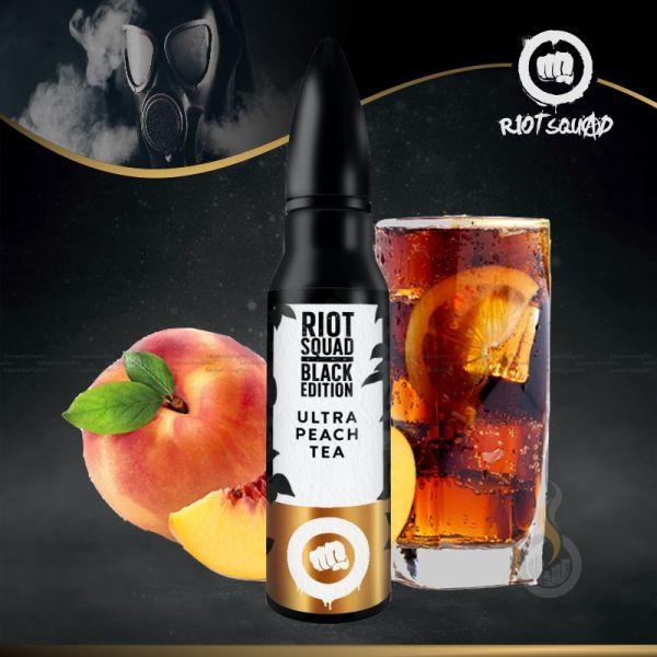 Ultra Peach Tea Black Edition Aroma