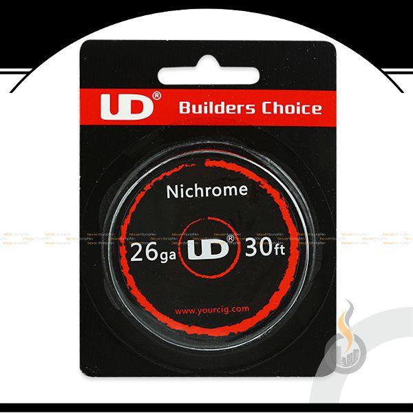 UD 10m NiChrome Draht 0.4mm 26AWG