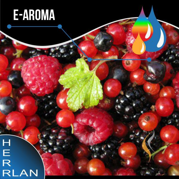 HERRLAN Waldfrucht (rot) Aroma - 10ml