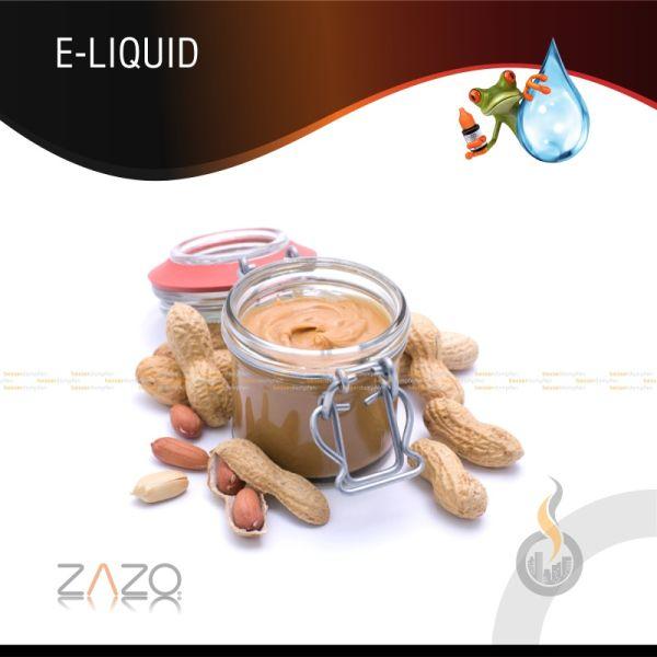 E-Liquid ZAZO Peanut Butter - 10 ml