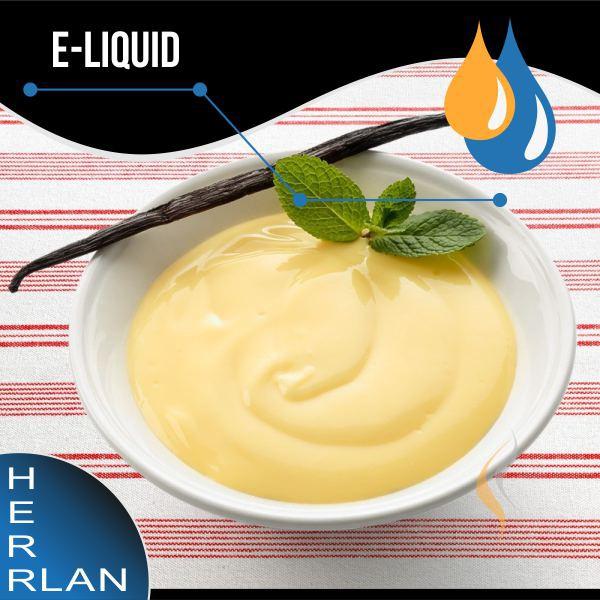 HERRLAN Vanille-Pudding Liquid