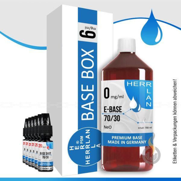 Herrlan Base Box 6 mg