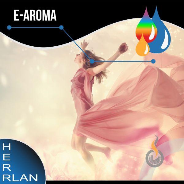 E-Aroma HERRLAN Princess Peach