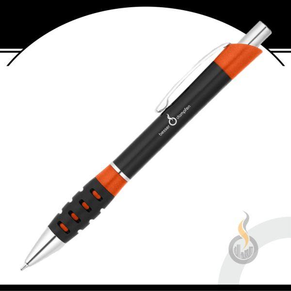 besser Kugelschreiber hochwertig Lasergraviert mit Logo