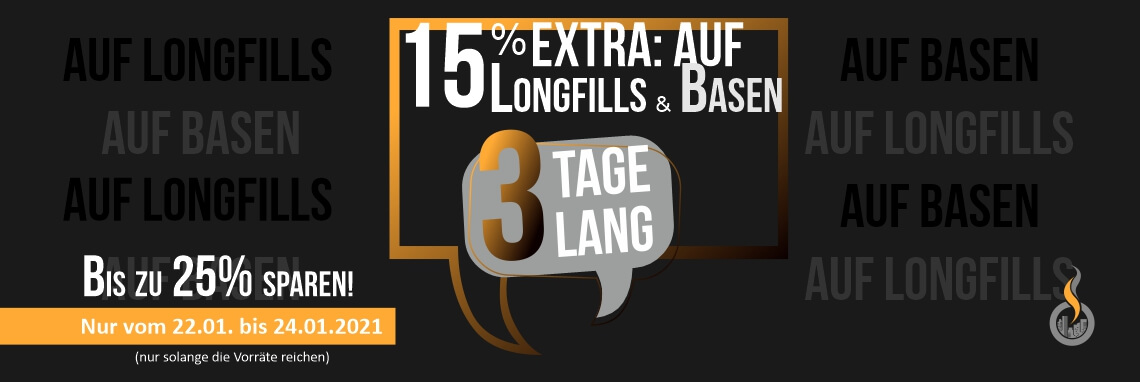 Longfill Aromen günstig kaufen