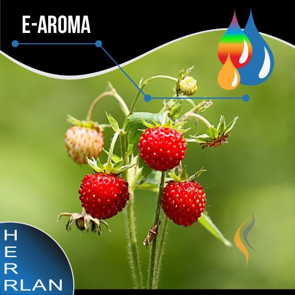 HERRLAN Walderdbeere Aroma - 10ml
