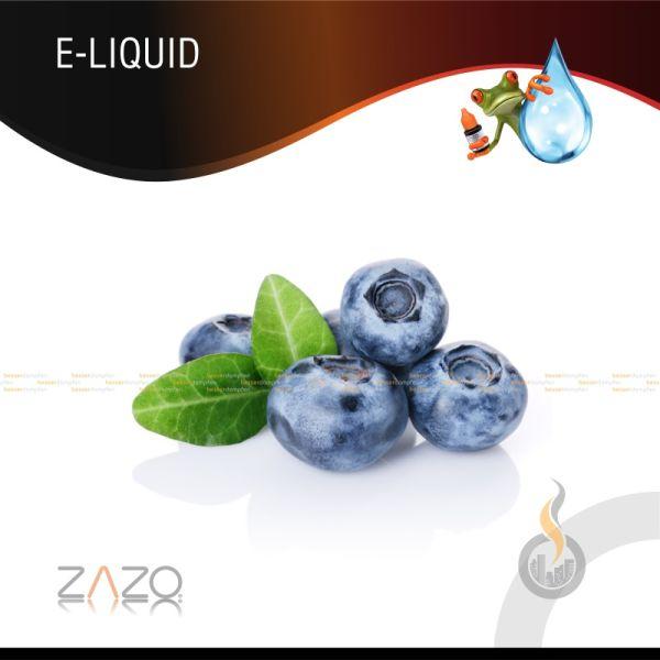 E-Liquid ZAZO Blueberry - 10 ml