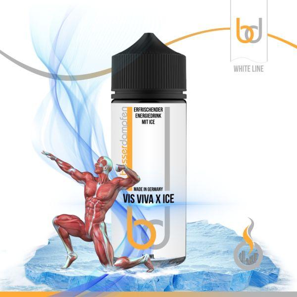 Vis Viva X Ice Aroma