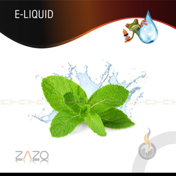 E-Liquid ZAZO Fresh Mint - 10 ml