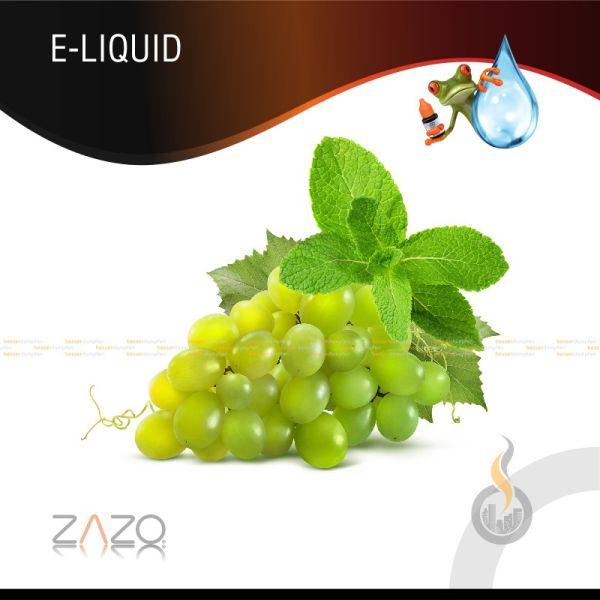 E-Liquid ZAZO Grape Mint - 10 ml
