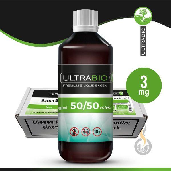 Ultrabio Base Bundle 50/50 3 mg
