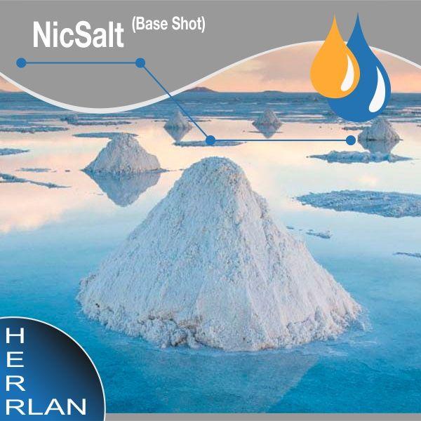 Herrlan NicSalt Base Shot