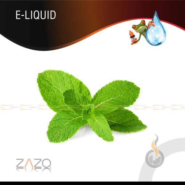 E-Liquid ZAZO Mint - 10 ml