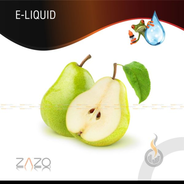 E-Liquid ZAZO Birne - 10 ml